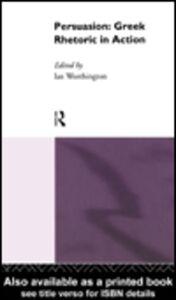 Foto Cover di Persuasion, Ebook inglese di Ian Worthington, edito da