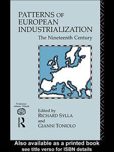 Ebook in inglese Patterns of European Industrialisation