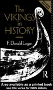 Ebook in inglese The Vikings in History Logan, F. Donald