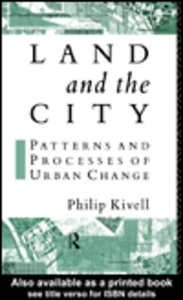 Ebook in inglese Land and the City Kivell, Philip