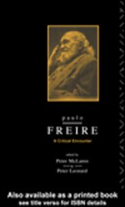 Ebook in inglese Paulo Freire
