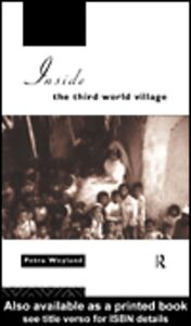 Ebook in inglese Inside the Third World Village Weyland, Petra