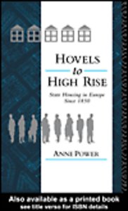 Ebook in inglese Hovels to Highrise Power, Anne