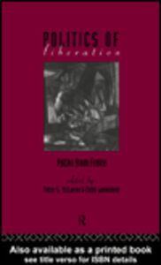 Ebook in inglese The Politics of Liberation