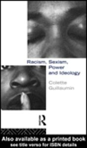 Ebook in inglese Racism, Sexism, Power and Ideology