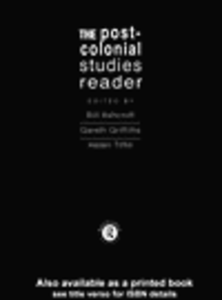 Ebook in inglese The Post-Colonial Studies Reader