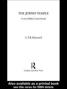 Ebook in inglese The Jewish Temple Hayward, Robert
