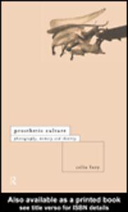 Ebook in inglese Prosthetic Culture Lury, Celia