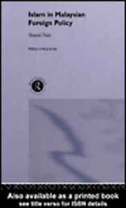 Ebook in inglese Islam in Malaysian Foreign Policy Nair, Shanti