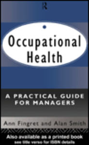 Ebook in inglese Occupational Health Fingret, Dr. Ann , Smith, Alan