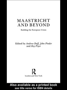 Ebook in inglese Maastricht and Beyond