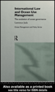 Ebook in inglese International Law and Ocean Management Juda, Lawrence