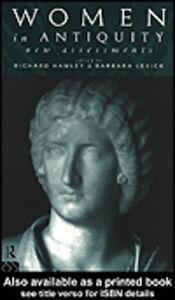 Foto Cover di Women in Antiquity, Ebook inglese di Barbara Levick,Richard Hawley, edito da