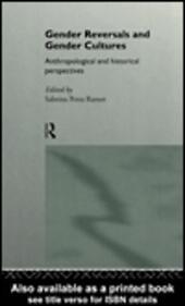 Gender Reversals and Gender Cultures