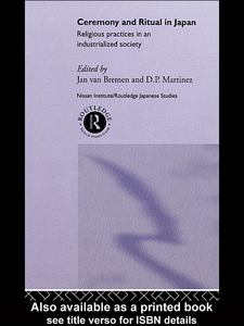 Ebook in inglese Ceremony and Ritual in Japan