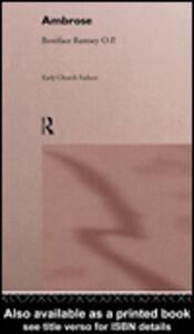 Ebook in inglese Ambrose Ramsey, Boniface