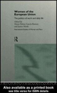 Ebook in inglese Women of the European Union
