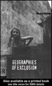 Ebook in inglese Geographies of Exclusion Sibley, David