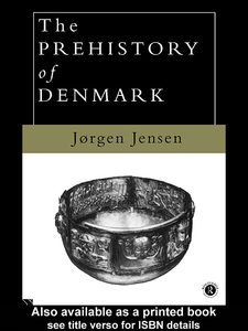 Ebook in inglese The Prehistory of Denmark Jensen, Jorgen