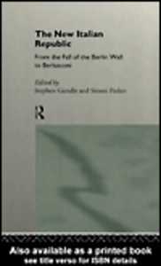 Ebook in inglese The New Italian Republic