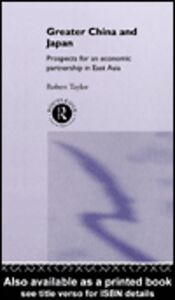Ebook in inglese Greater China and Japan Taylor, Robert