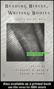 Ebook in inglese Reading Bibles, Writing Bodies