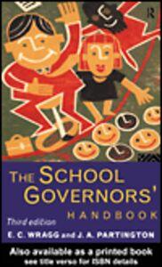 Ebook in inglese The School Governors' Handbook Partington, J. A. , Wragg, E. C.