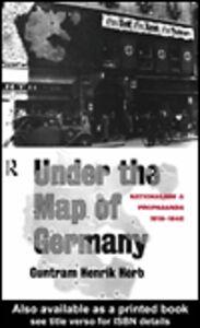 Foto Cover di Under the Map of Germany, Ebook inglese di Henrik Herb Guntrum, edito da