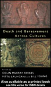 Death and Bereavement Across Cultures