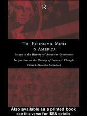 The Economic Mind in America