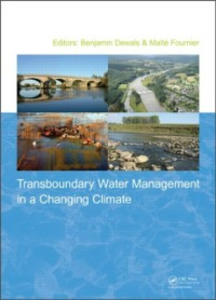 Ebook in inglese Transboundary Water Management in a Changing Climate -, -
