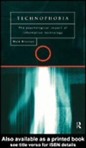 Ebook in inglese Technophobia Brosnan, Mark J.