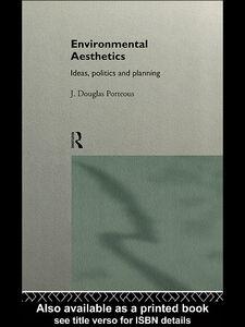 Foto Cover di Environmental Aesthetics, Ebook inglese di J. Douglas Porteous, edito da