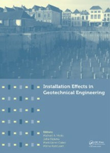 Ebook in inglese Installation Effects in Geotechnical Engineering -, -