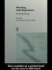 Working with Experience