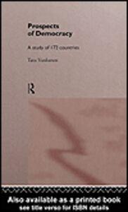 Ebook in inglese Prospects of Democracy Vanhanen, Tatu