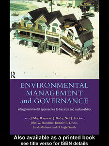 Ebook in inglese Environmental Management and Governance