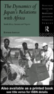 Ebook in inglese The Dynamics of Japan's Relations with Africa Ampiah, Kweku