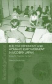 Tea Ceremony and Women's Empowerment in Modern Japan