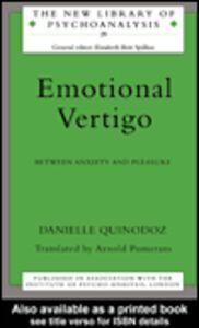Ebook in inglese Emotional Vertigo Quinodoz, Danielle