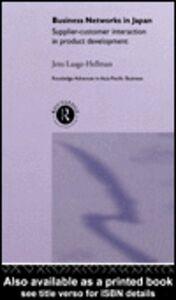 Ebook in inglese Business Networks in Japan Laage-Hellman, Jens