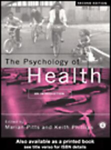 Ebook in inglese The Psychology of Health