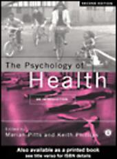 The Psychology of Health