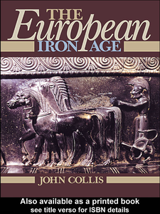 Ebook in inglese The European Iron Age Collis, John