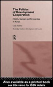 The Politics of Development Co-operation