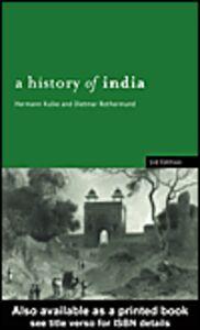Ebook in inglese A History of India Kulke, Hermann , Rothermund, Dietmar