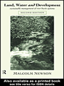 Ebook in inglese Land, Water and Development Newson, Malcolm