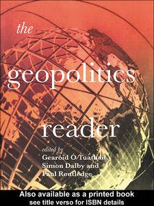 Ebook in inglese The Geopolitics Reader