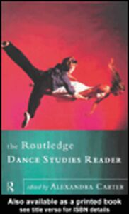 Ebook in inglese The Routledge Dance Studies Reader