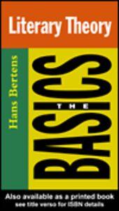 Ebook in inglese Literary Theory Bertens, Hans